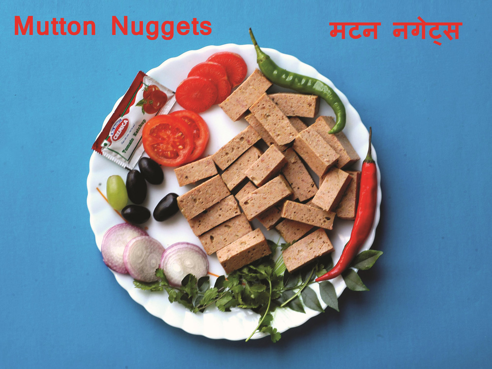 Mutton Nuggets
