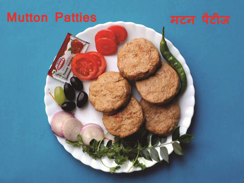 Mutton Patties